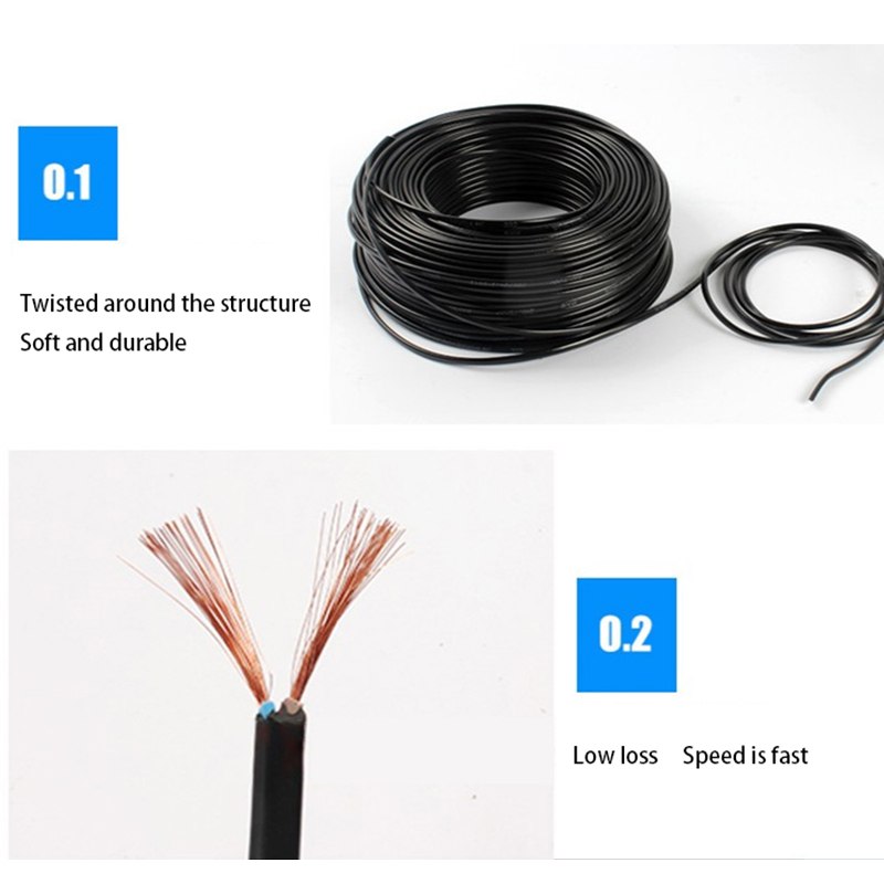 Waterproof Cable Connector 2 3 4 5 6 7 8 Pin IP68 Dustproof Led Lighting Wire Power Supply Male Female Connectors for Outdoor in Connectors from Lights Lighting