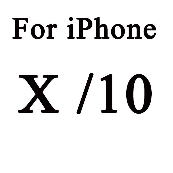 for iPhone X 10