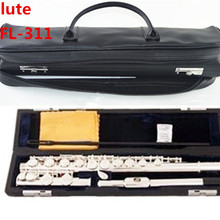 Free shipping High quality Japan flute FL-311SL musical inst