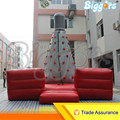 Sea Shipping Cheap Price Inflatable Sport Games Rock Climbing Wall  for Children