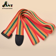 ANT Percussion Instruments Rainbow Color High Quality Africa Drum Nylon Straps Suspenders Free Shipping