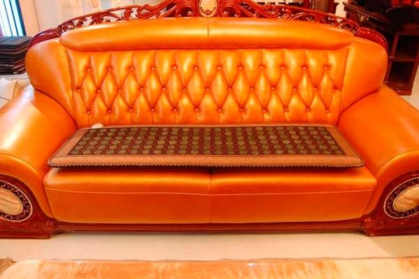 Cheap Price Stone Tourmaline Heating Mini Mattress, Therapy Tourmaline Jade Mattress Sofa Cushion 50*150CM Free Shipping цена и фото