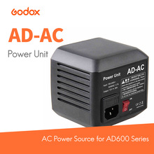 Godox AD-AC AC Power adapter U.S. regulations or European regulations Adapter with Cable for AD600 AD600B AD600M AD600BM