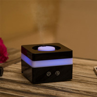 High Quality Aroma Ultrasonic Cool Mist Humidifiers Incense Burners 120mL Essential Oil Air Diffusers Essential Oil