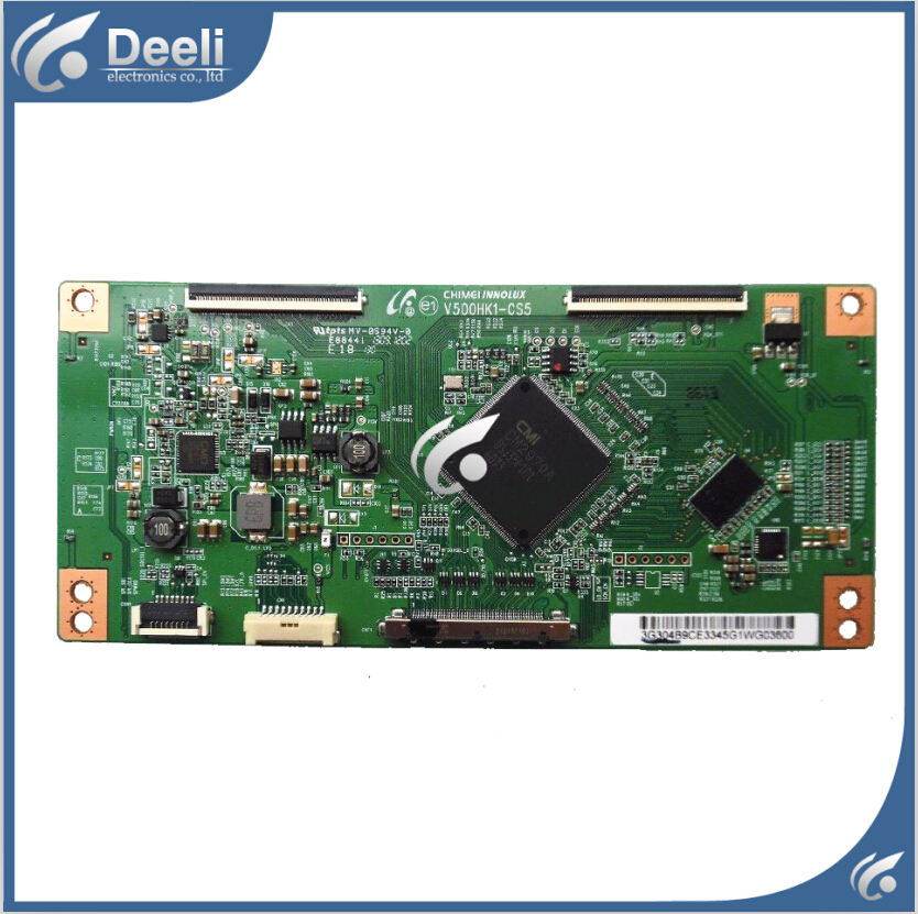 95% new original for Logic board T-con board V500HK1-CS5 good Working working good 95% new original for logic board klv 46x200a kdl 46xbr2 460hsc6lv1 5 t con board