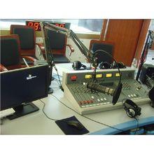 Аналоговая радиовещательная прямая студийная система оборудования полный комплект