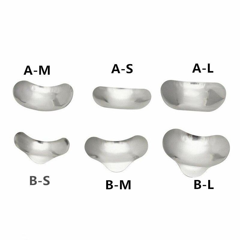 100 pièces/ensemble dentaire sectionnel profilé Matrices matrice anneau Delta coins remplissage W