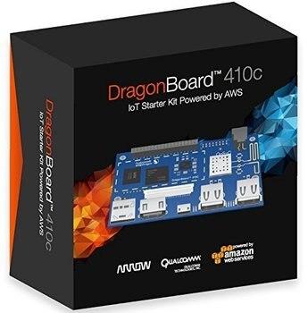 Qualcomm DragonBoard, 410C, ARM, Cortex, A53, SNAPDRAGON, APQ8016 development board