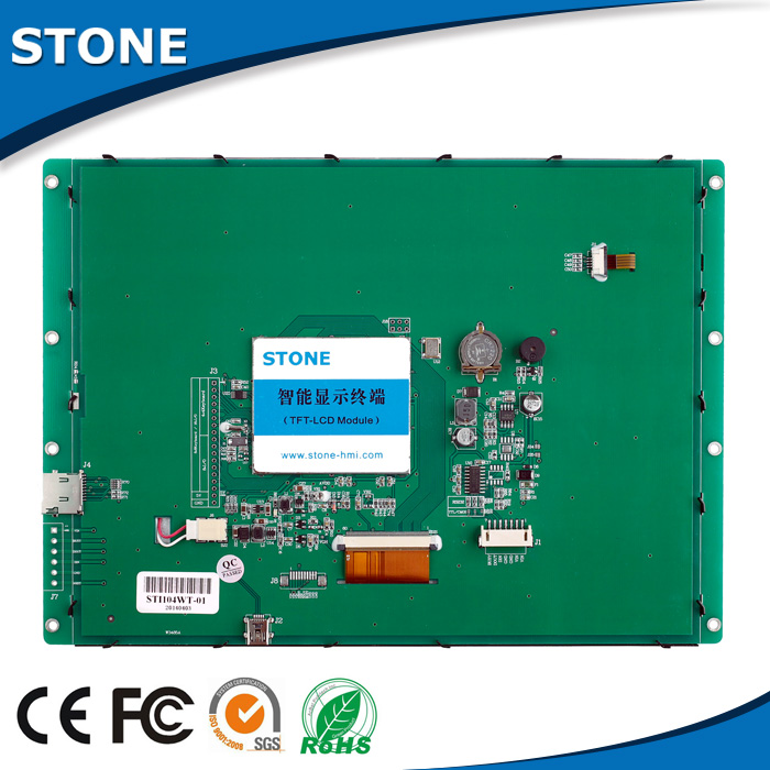 10.4 TFT Panel Advanced Type LCD Equipment Controller System