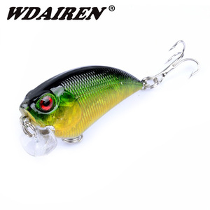 1Pcs Crank Fishing Lure VIB vibration baits 55mm 6.5g Wobblers Swimbait Shad Bass Artificial Hard Lures Fishing Tackle WD-277