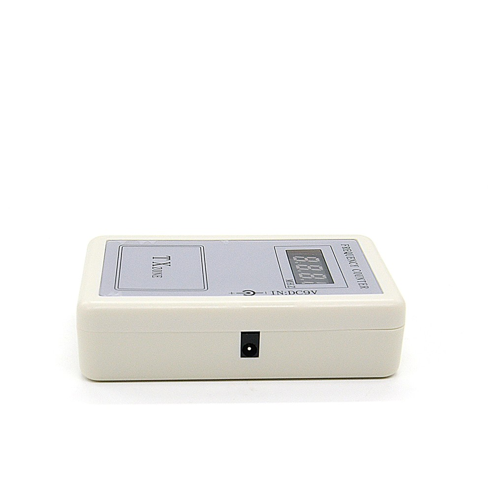 Frequenzzähler Anzeige Detektor Cymometer Fernbedienung