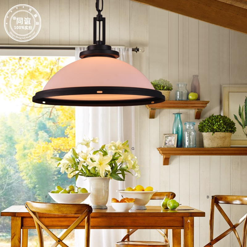 Loft pendant lamp modern nordic dining room living room restaurant cafe club bedroom bar hall pendant light [mingben] earth pendant light e27 socket creative arts cafe bar restaurant bedroom home dining room nordic pendant lamps 90 260v