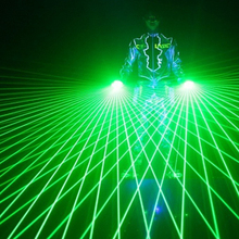 1 قطعة سوبر كول قفازات الليزر الأخضر الرقص المرحلة تظهر ضوء مع 4 قطعة الليزر مضيئة قفازات ضوء ل DJ نادي حفلات البارات