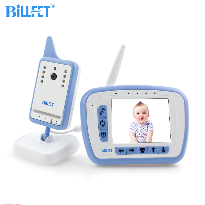 3.2 inch tft lcd Monitor Digital CAM Wireless Video Baby Monitor with Camera Night Vision Lullaby Radio Nanny Baby Phone Monitor wireless 2 4 lcd color baby monitor high resolution lullabies kid nanny radio babysitter night vision remote camera newborn gift