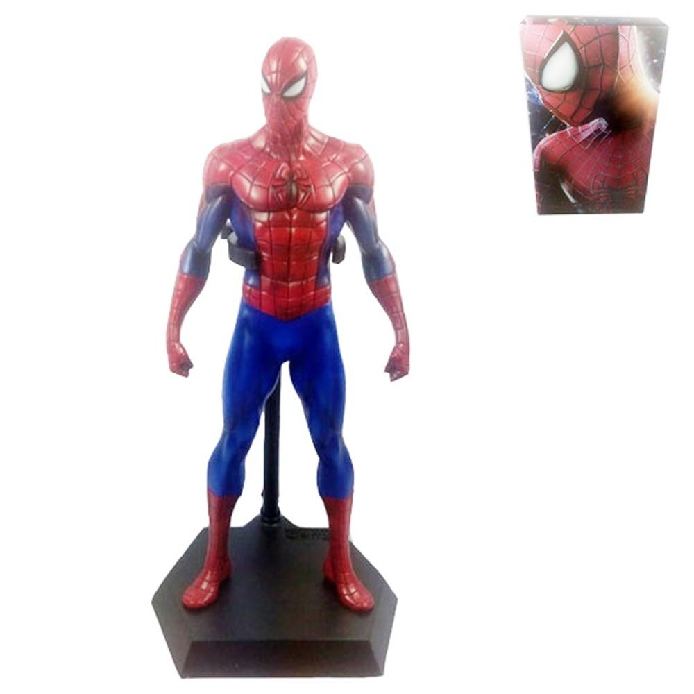 "Crazy Toys The <font><b>Amazing</b></font> <font><b>Spiderman</b></font> Spider-Man Two <font><b>2</b></font> 25cm/9.8"" Figure Free Shipping"