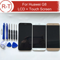 For Huawei G8 LCD Screen 100% New FHD 5.5inch 1920X1080 lcd display With Touch Panel Repair Replacement For Huawei G8