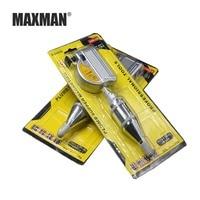 MAXMMAXMAN 3 m Automatische Plumb Bob Magnetische Hängenden Draht Hammer Vertikalität Messung Hand DIY Tools Magnetismus Plumb Bob-in Hammer aus Werkzeug bei