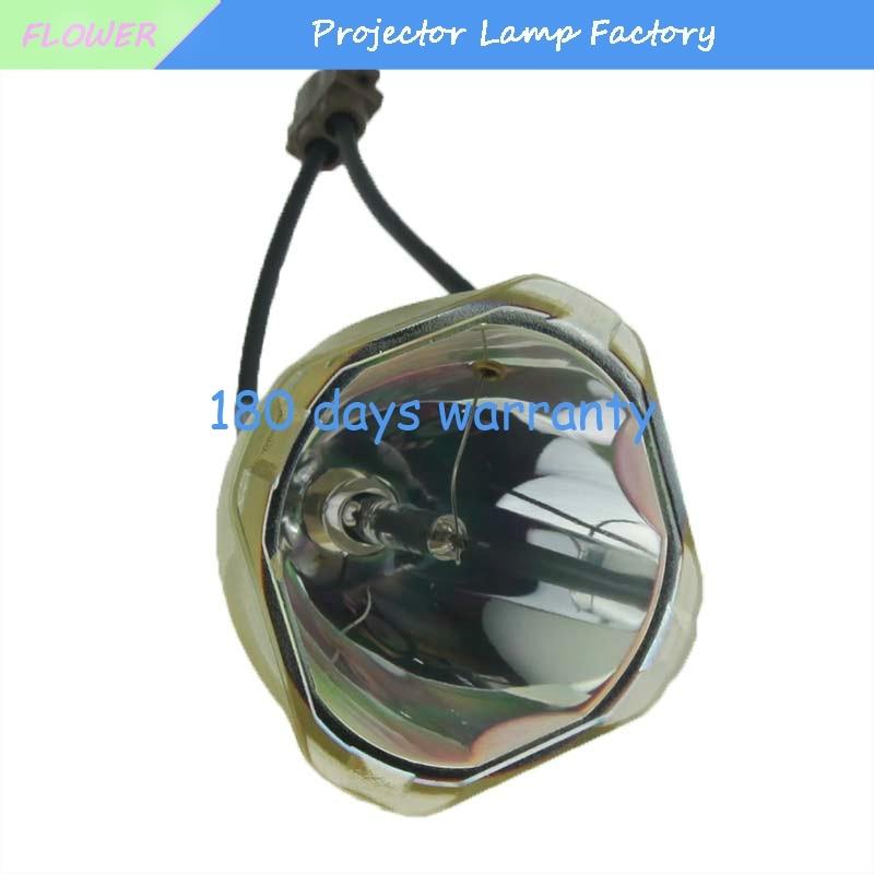 XIM Livraison gratuite Remplacement Projecteur Nu Lampe ET-LAX100 pour PANASONIC PT-AX100, AX100E, PT-AX100U, PT-AX200, AX200E, PT-AX200U