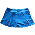 2016 New Sports Falbala Mini Skirts with Built-in Shorts for Girl's Tennis Badminton Dance