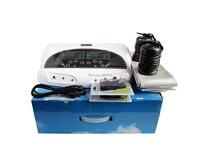 Dual detox foot bath ionic Reflexology Foot Detox Machine ion electric foot care tool detox machine Tub Ion Cleanser