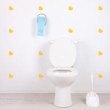 Yellow Duck Wall Sticker, iWall Sticker Baby Nursery Decal, Kids Room Decor Children Stickers P57
