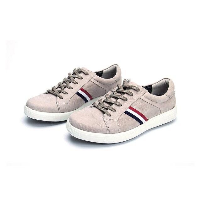 4d1a69787 العلامة التجارية حذاء جولف الرجال للماء أحذية رياضية حقيقية أحذية من الجلد أحذية  رياضية الذكور تنس