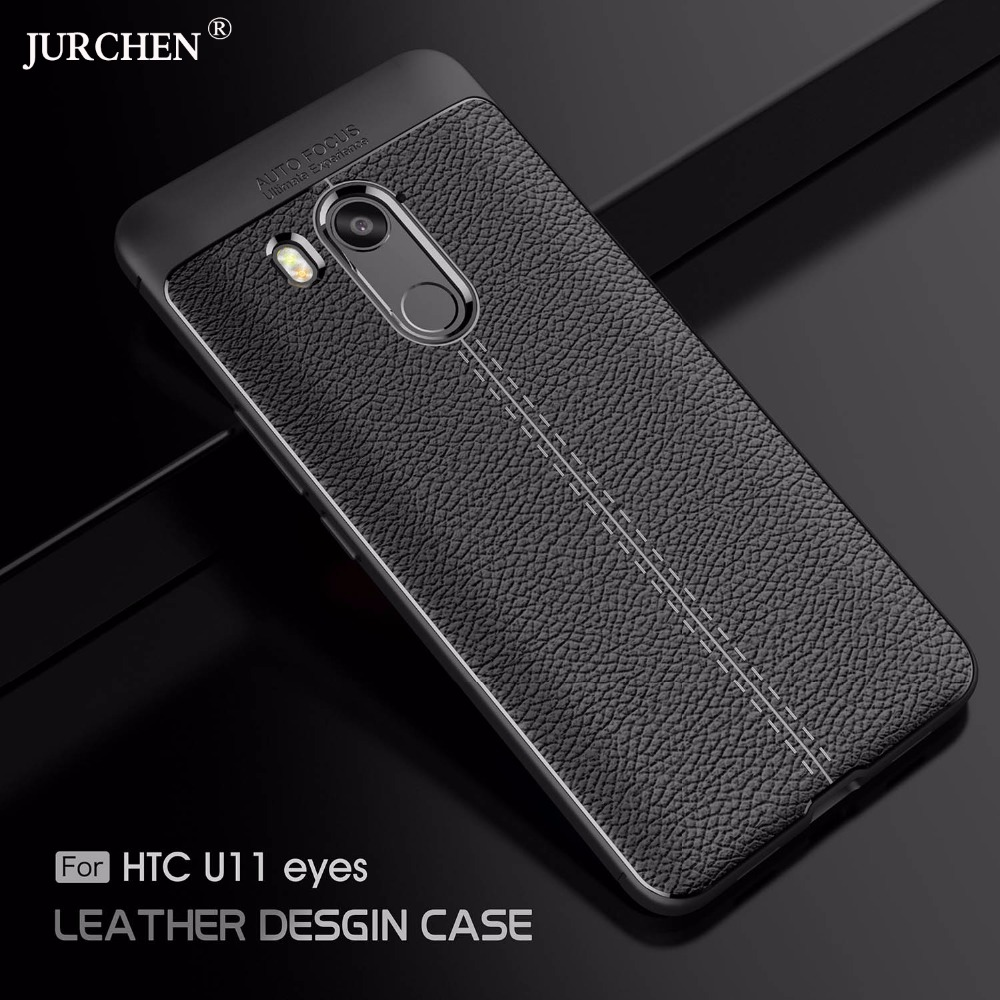 JURCHEN Luxury Silicone Case For HTC U11 Plus Cases Ultra Thin Soft TPU Cover Phone Case For HTC U11 Plus U11 Life U11 Eyes Case