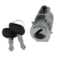 Ignition Lock Cylinder Tumbler with Keys Passlock Chip Lock Sensor for Chevy Classic Impala 12458191 Car Styling