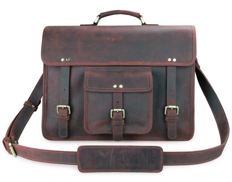 7234R JMD New Arrival Vintage Leather Men's Dark Brown Messenger Bag Handbag Travel Bags rendell r dark corners