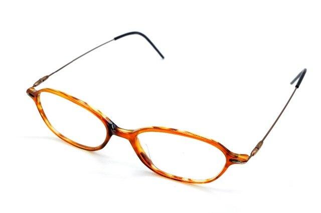 0edd0e4d166 ULTRA LIGHT SMALL PLATE FRAME ALLOY LEGS GLASSES FRAME CUSTOM MADE OPTICAL  MYOPIA AND READING GLASSES