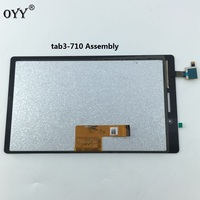 LCD Display Panel Monitor Touch Screen Digitizer Glass Assembly For Lenovo Tab 3 710 Essential Tab3