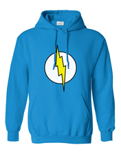 The Flash Style Hoodie