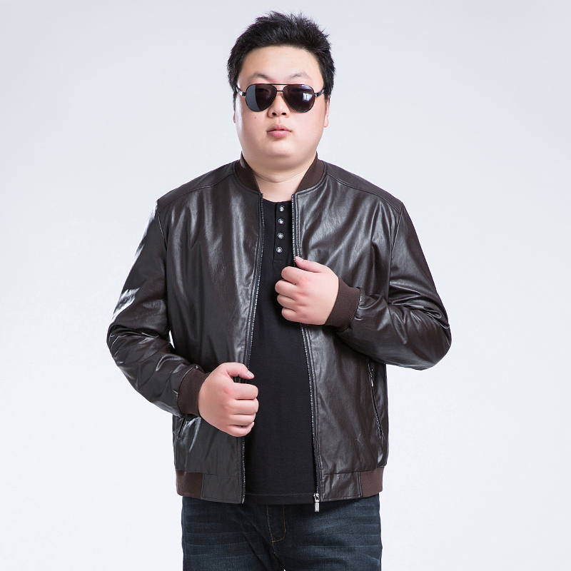 high quality Plus size 8XL7X Winter Autumn Brand PU Leather Jacket Men Motorcycle Leather Jackets Overcoat Jaqueta High Quality
