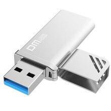 DM PD068 16 GB 32 GB 64 GB 128 GB 256 GB Unidades Flash USB del Metal Del USB 3.0 Pen Drive de alta velocidad de Escritura De 10 mb/s-60b/s