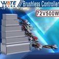 72 V Max BLDC 500W brushless motor controller speed controller