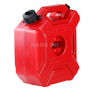 Image 3 - 5L 燃料タンク缶スペアプラスチックガソリンタンクマウントオートバイ/車 Jerrycan ガス缶ガソリンオイル容器燃費水差しアクセサリー