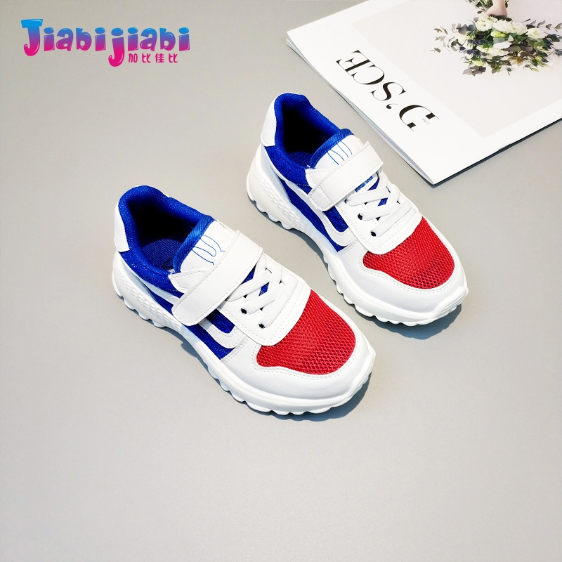 3-6T New Summer Children Student Multicolor Fashion Boys Sport Shoes Baby Girls Run Casual Shoes Toddler Kids Mesh Sneaker 7