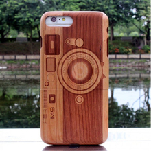 Wooden Back Cover for iPhone