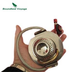 Image 5 - Sconfinato Voyage Allaperto Stufa A Gas Da Campeggio Alpine Stufa per BL100 Q1/CW C05/CW C01 BV G