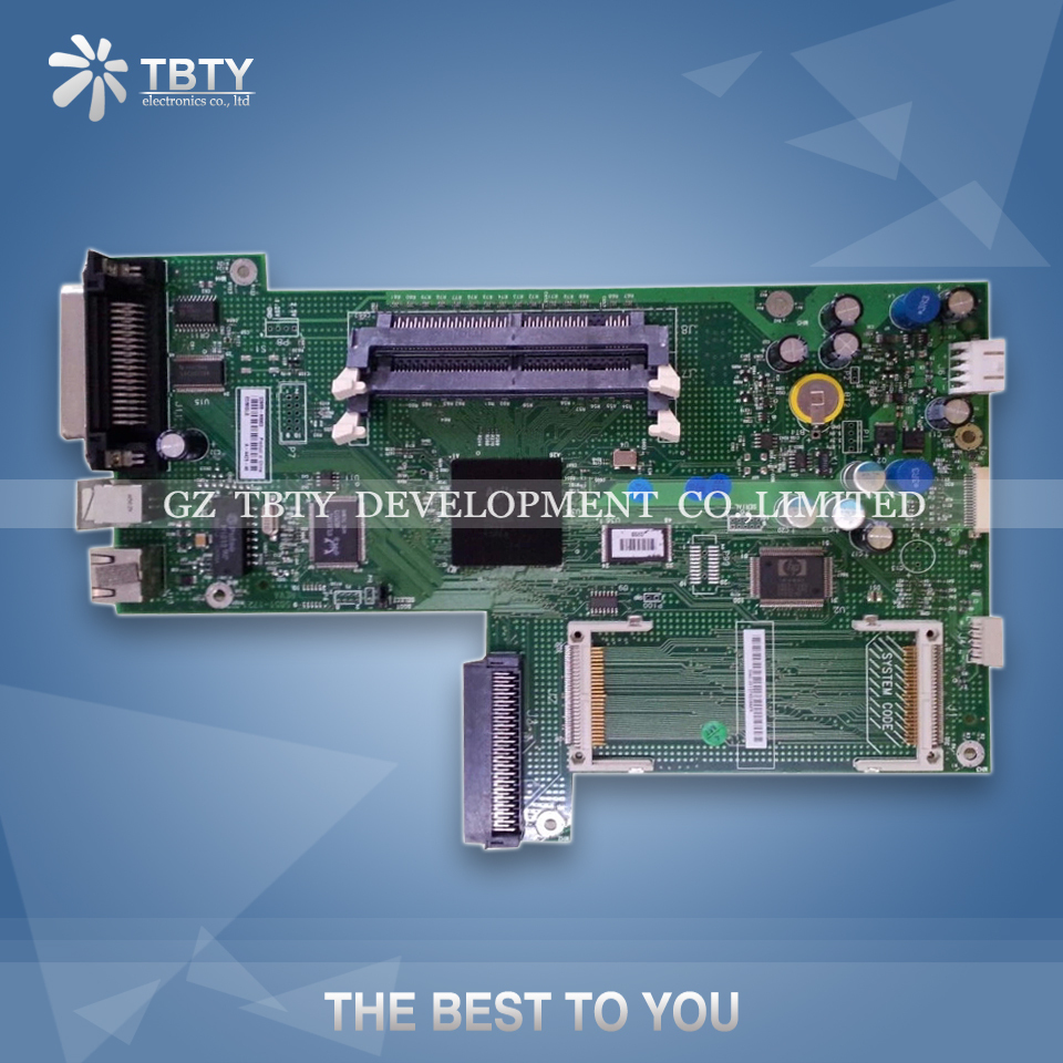 Main Formatter Board For HP 2400 2420 2430 2420N Q6507-61004 Q3955-60003 HP2420 HP2400 HP2420 Mainboard On Sale free shipping 100% tested for hp2420 2420n formatter board q6507 61004 q3955 60003 on sale
