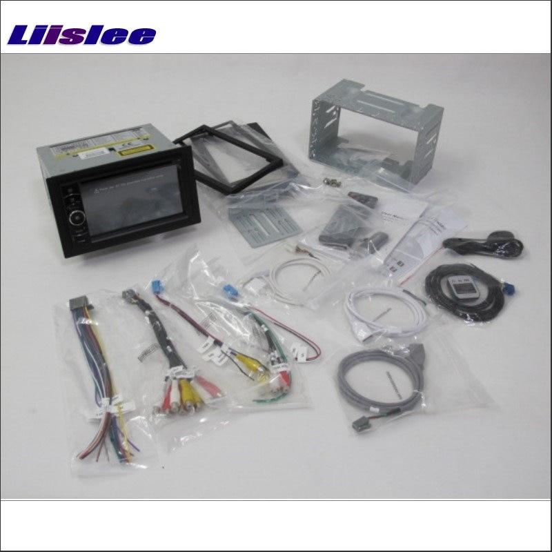 Sale Liislee For Honda Pilot 2003~2008 Car Radio CD DVD Player GPS NAVI Navigation Audio Video Stereo HD Screen Android S160 System 3