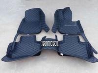 Best quality mats! Custom special car floor mats for Right Hand Drive Mercedes Benz GLC 250d 300 220d 200 waterproof car carpets