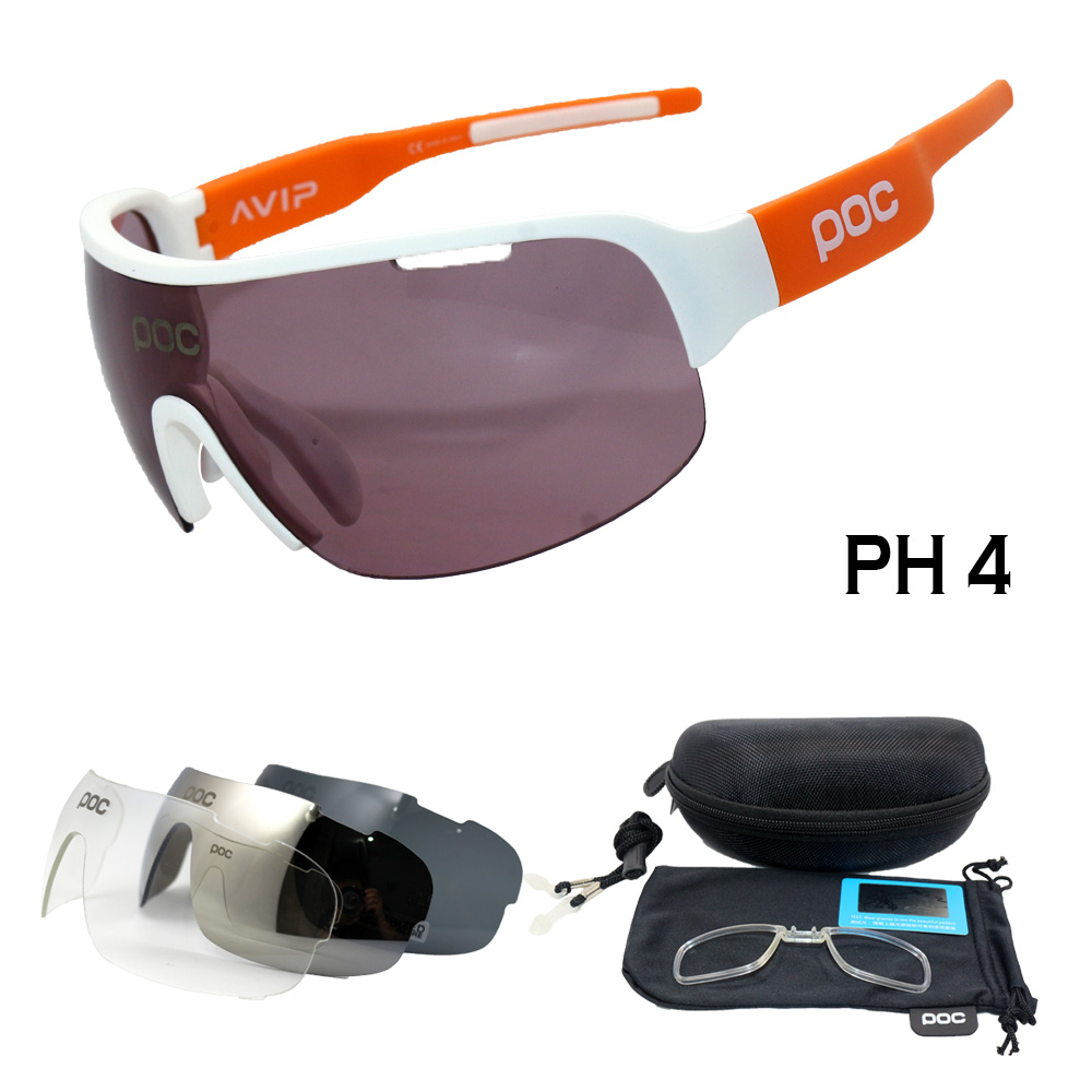 c268261ee8 Aliexpress.com: Comprar POC Do media hoja polarizada 4 lentes ciclismo  gafas hombres mujeres ciclismo gafas de montaña bicicleta ciclismo gafas de  sol de ...