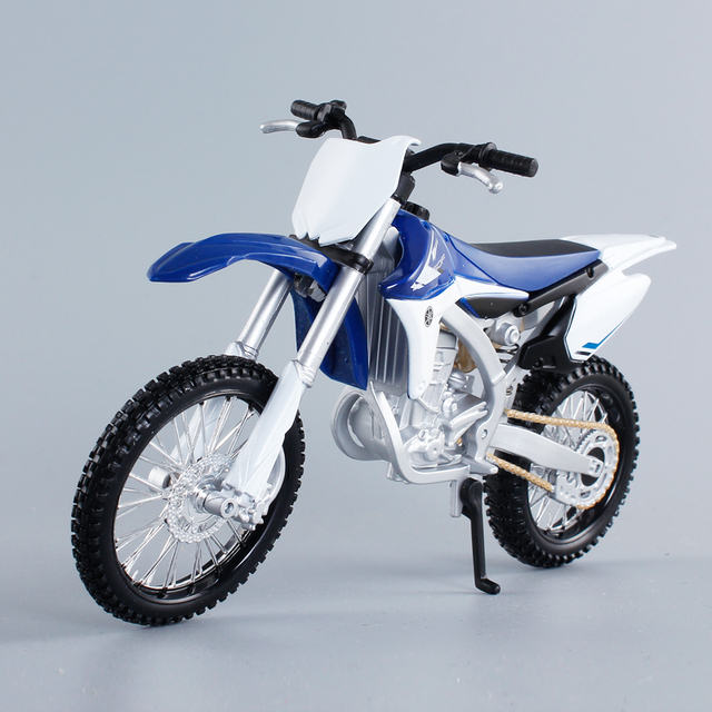 MAISTO 1/12 Scale YAMAHA YZ450F Motocross Diecast Metal Motorcycle Model Toy New In Box For Gift/Collection/Kids