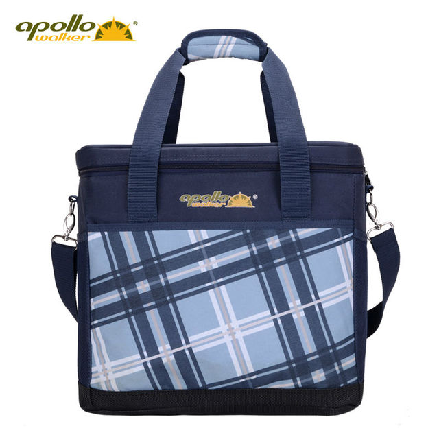 Apollo Food delivery boxes 31L Bag Waterproof Cooler Bag picnic cooler bag For beer cooler Steak Thermal Bag Insulation Ice Pack