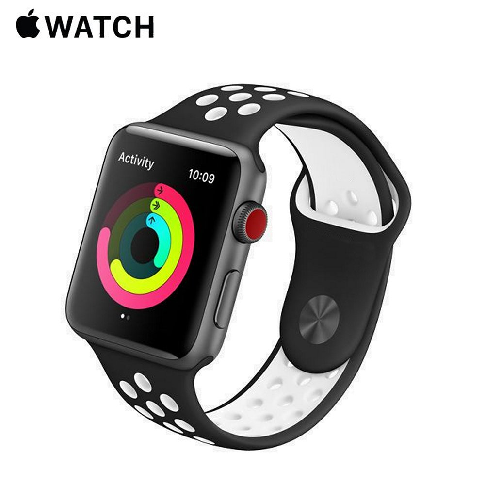 Sport Silicone Strap for apple watch band