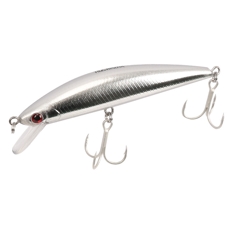 Premium Quality Super Sinking Minnow Plastic Hard Fishing Lure Casting Artificial Bait Pesca Wobblers 120mm 40g Free Shipping image
