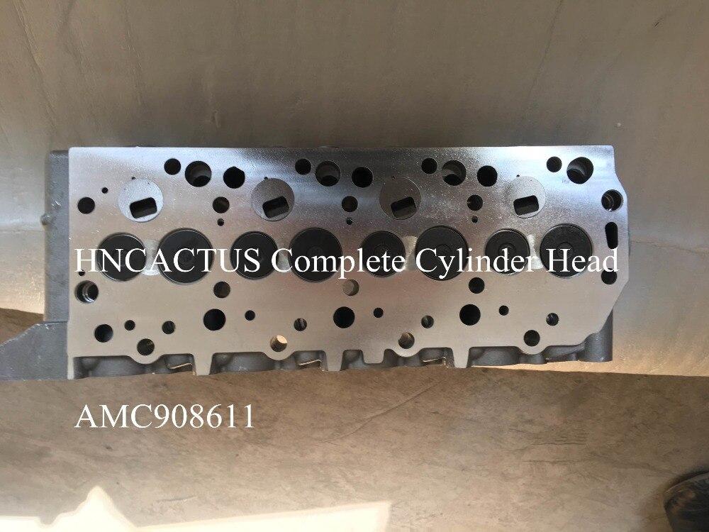 4D56 4D55 AMC908611 полное головки цилиндров подходит для Mitsubishi MONTERO PAJERO L300 canter 2346cc 2476