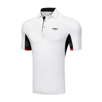 2020 męska koszulka golfowa z krótkim rękawem oddychająca odzież golfowa mężczyźni odzież sportowa sportowa torba na sprzęt do golfa skręcić w dół kołnierz odzież sportowa Quick Dry tanie i dobre opinie Poliester spandex Pasuje prawda na wymiar weź swój normalny rozmiar Przeciwzmarszczkowy Oddychające Szybkie suche WB0219