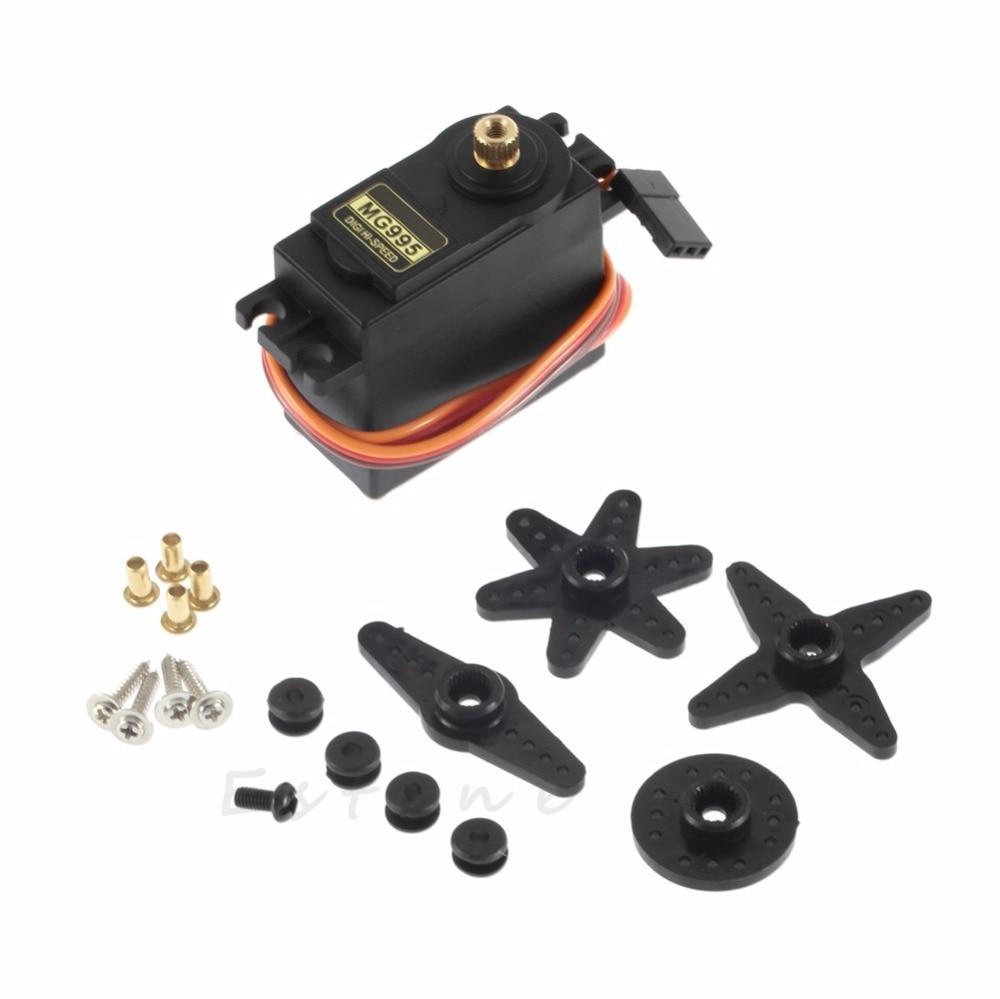 Peças e Acessórios servo mg995 para rc car Utilização : Veículos e Brinquedos de Controle Remoto